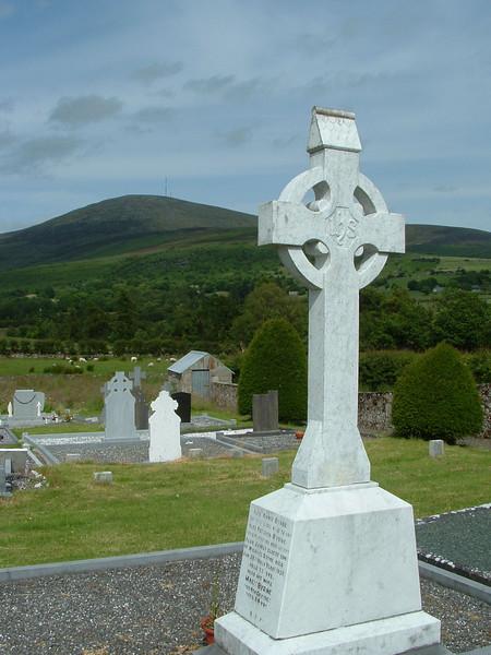 Grave & Mountain