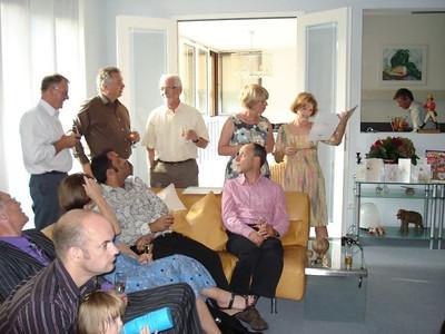 2009 08 Mum and Dads 50th Wedding Anniversary