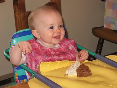 2009-10 Granddaughter #2's First Birthday