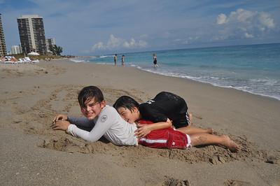 2009 November 21 Beach 059