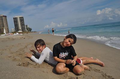 2009 November 21 Beach 064