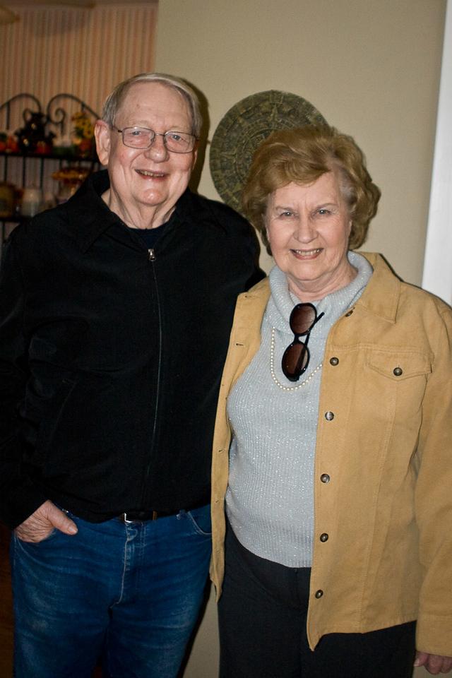 Shirley & Bob