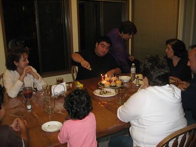 2009 - Fall , Navid's BD