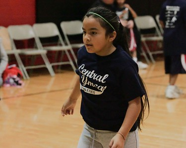 Elaine's Warriors YMCA Basketball Team