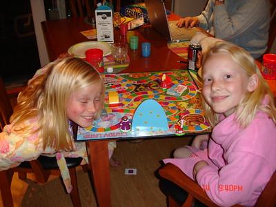 Elsa and Evan at Play