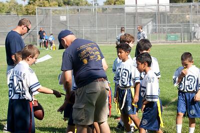 Flag Football 9-26-09