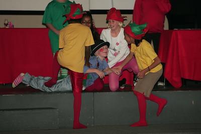 """Santa and the Wicked Wazoo"""