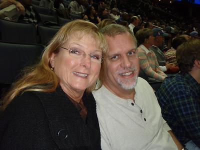 2009 January - NASCAR Night at the Bobcats