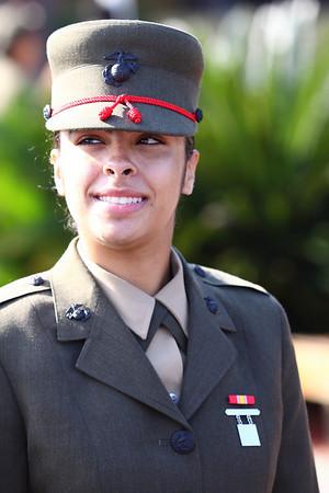 2009 Nov 20 - Felicia's Graduation from Parris Island