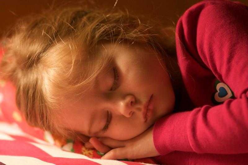 Taylor Sleeping