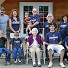 Grandma and Burt's family
