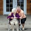 Grandma and Huey's wife Jean