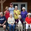 Grandma Garrison and her children