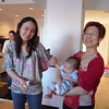 Ingo with Aunt Soojun and PY