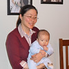 Ingo with Mommy Etty