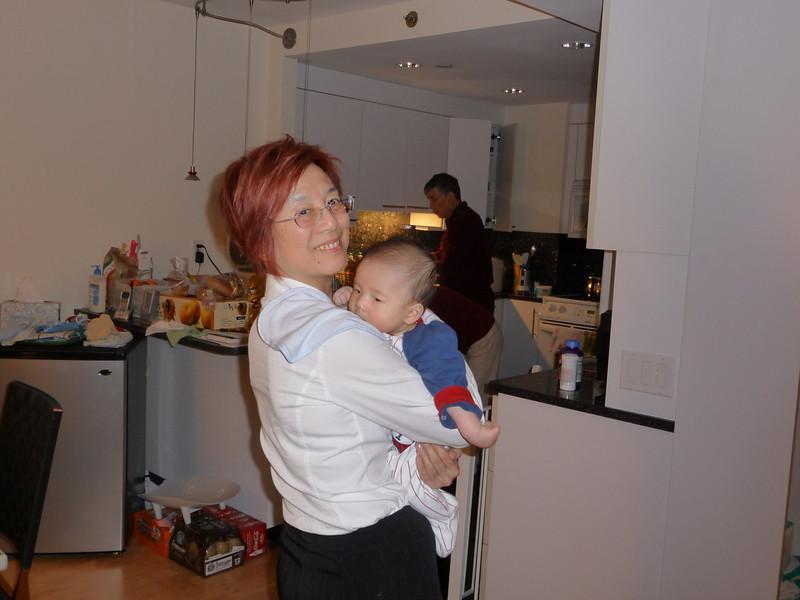 Ingo with Grandma Po Yee