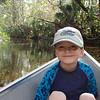 Canoeing on the Wekiwa River