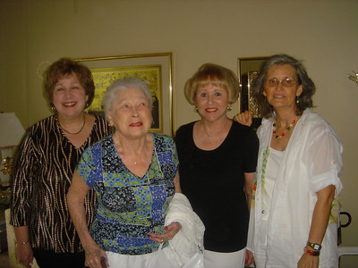 Carole, Mildred, Joan, Andrea