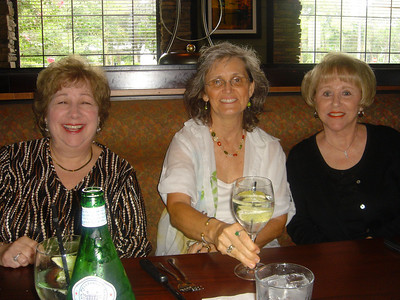 Carole, Andrea and Joan
