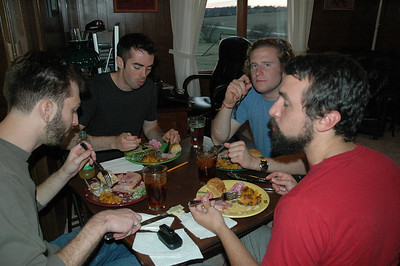 2009 Sanford/Hall Thanksgiving