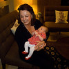 Auntie Carol and Callie