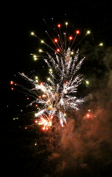 2009 Trumbull Day Fireworks