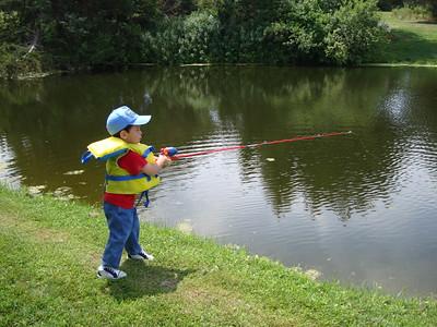 2009-07-12 Fishing