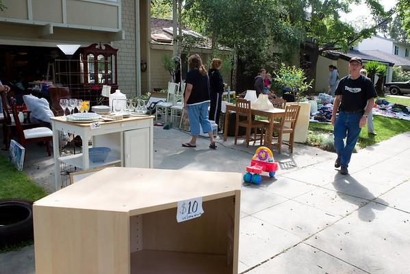 20090530 - Garage Sale