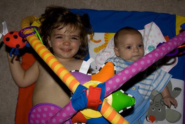 2009_07_16 Nanette and Kelton Playing