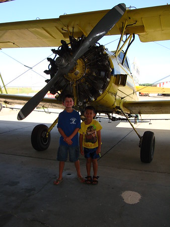 2009-07-22 Bassett Bi Plane