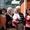 Cui Yu, Dove, Hannah, John & Tong