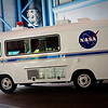 "July 13, 2009 -- Credit -- Connor Steele.  The ""astro-van"" for the Apollo Astronauts.<br /> <br /> Image from Connor and Dad's trip to the Kennedy Space Center (KSC) for the launch of the Space Shuttle Endeavour.  It was ultimately postponed due to weather."