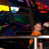 July 11, 2009 -- Connor at Disney Quest.  The Space Shuttle launch was postponed earlier in the day.<br /> <br /> Image from Connor and Dad's trip to the Kennedy Space Center (KSC) for the launch of the Space Shuttle Endeavour.  It was ultimately postponed due to weather.