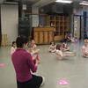 Observation day at the Richmond Ballet