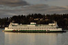 The HYAK of the Washington State Ferry System.  We rode on this ferry two of the four trip between Seattle and Bremerton.