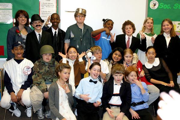 Famous Americans - Mrs. Mac's Class