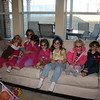 Daniel and Olivia's B-day Party<br /> (Left to right) Bea, Luiza, Sarah, Rebeca, Claire, Victoria, Olivia e Dylan