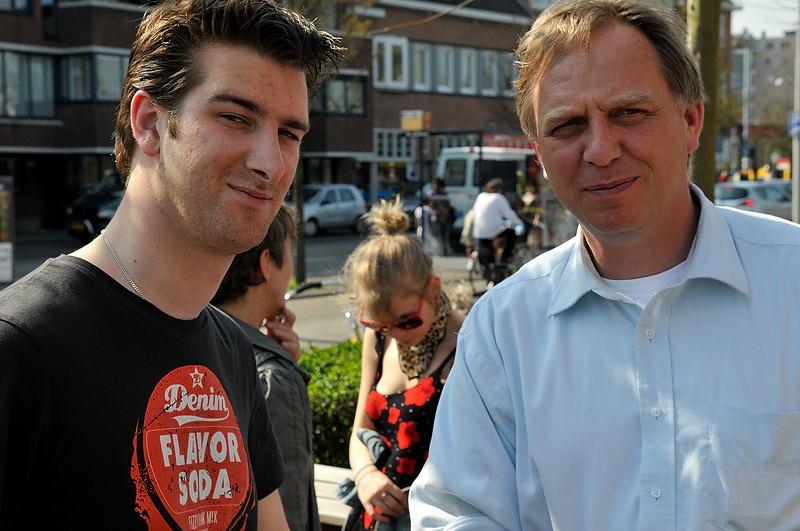 Johan and Timo