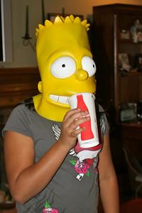 Jackie as Bart