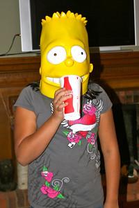 Jackie as Bart:  Mmmm, Coke!