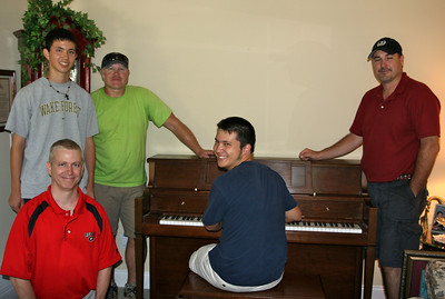 The piano movers