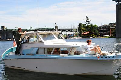 Ivars + boat 6-1-09