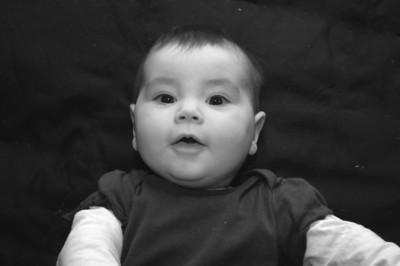Jade at 4+ months