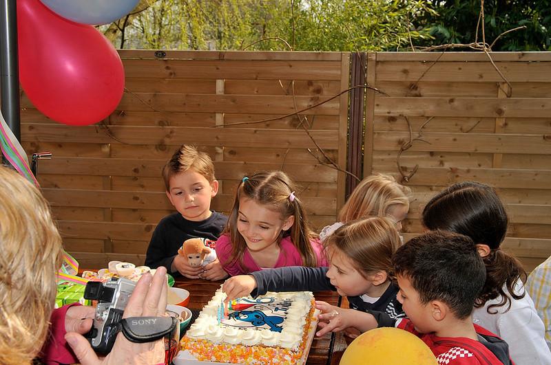 Julia's Birthday 2009