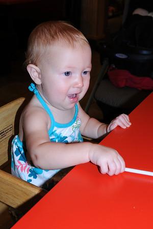 2009 - Kaylee's 1st Birthday