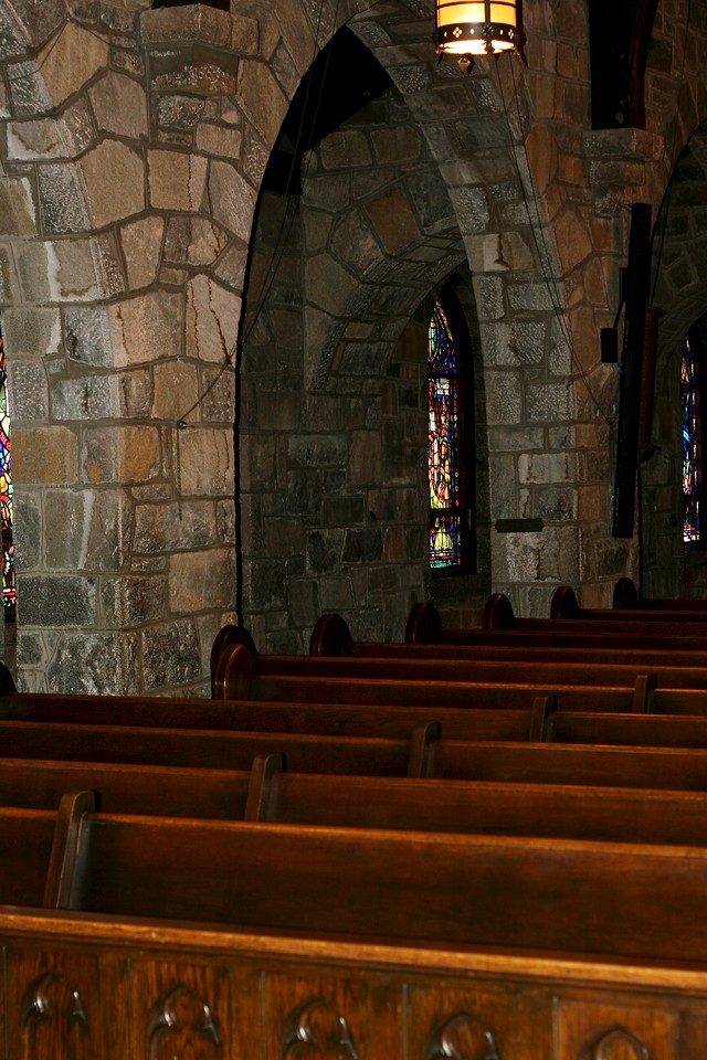 All Saints Episcopal Church in Chevy Chase - my childhood church home.