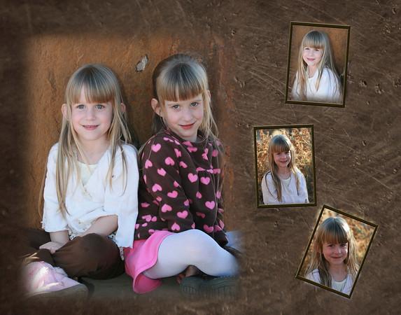 Caitlyn Collage framed