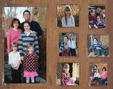 Walsh Family Wall Straight