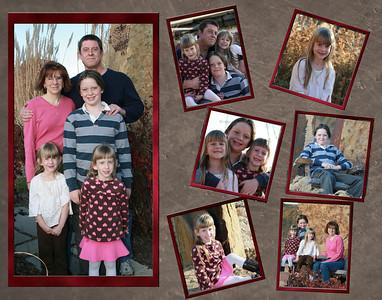 Walsh Family redframe