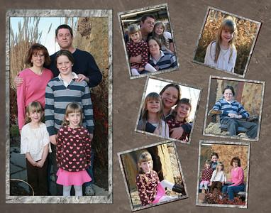 Walsh Family lt greyframe